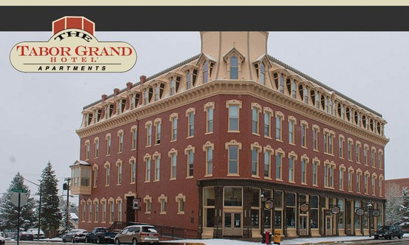 THE TABOR GRAND HOTEL APARTMENTS