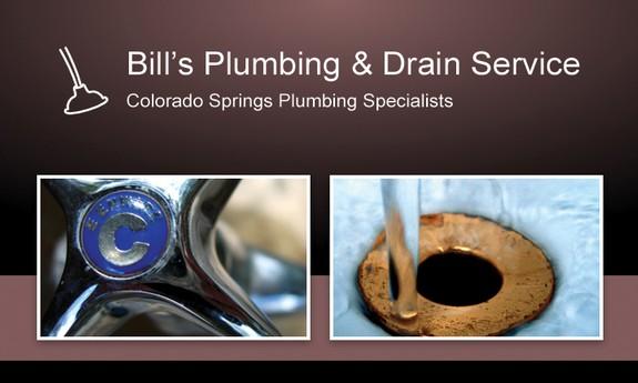 BILL'S PLUMBING & DRAIN SERVICE