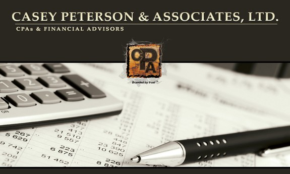 CASEY PETERSON, CPAS AND FINANCIAL ADVISORS