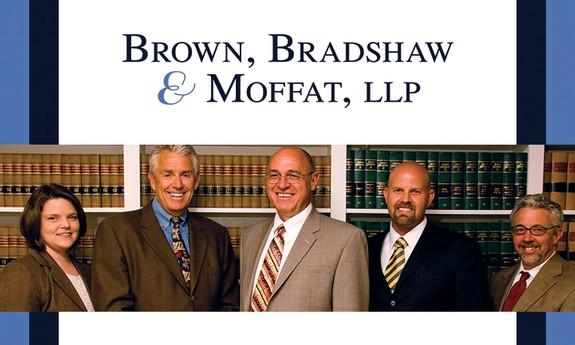 BROWN, BRADSHAW & MOFFAT, LLP