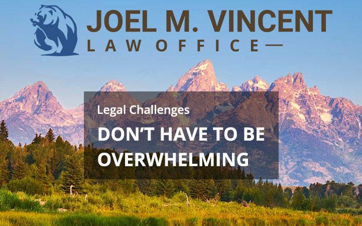 JOEL M VINCENT LAW OFFICE