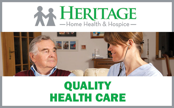 HERITAGE HOME HEALTH AND HOSPICE