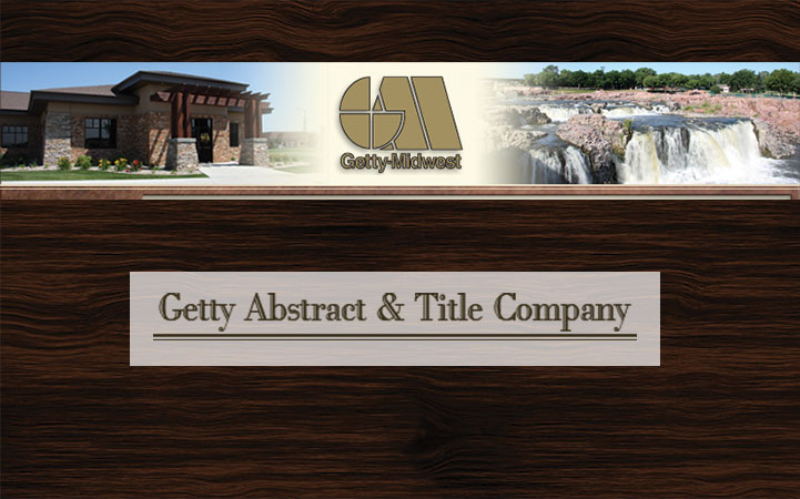 GETTY ABSTRACT & TITLE COMPANY