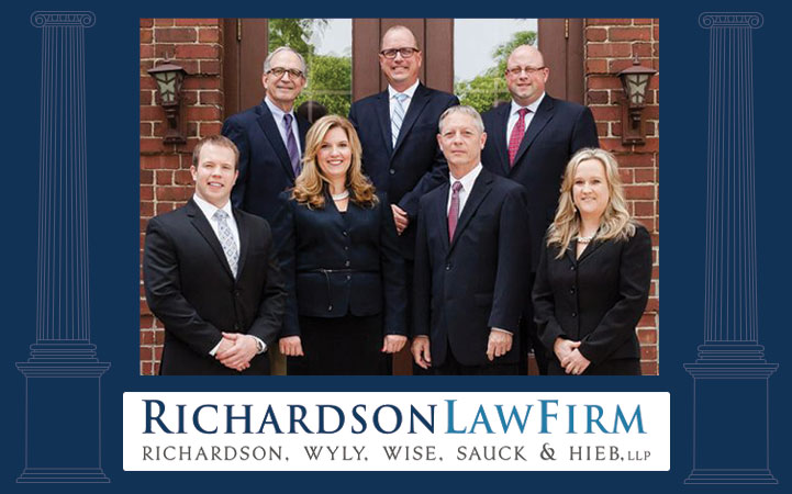 RICHARDSON, WYLY, WISE, SAUCK AND HIEB, LLP.