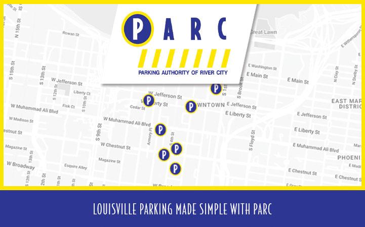 PARKING AUTHORITY (PARC)