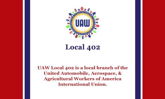 UAW LOCAL 402