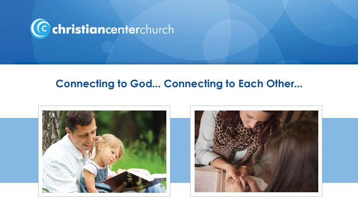 CHRISTIAN CENTER CHURCH