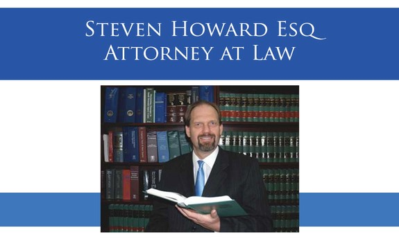 STEVEN HOWARD - ATTORNEY AT LAW