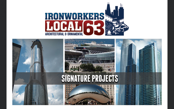 ARCHITECTURAL & ORNAMENTAL IRONWORKERS LOCAL #63