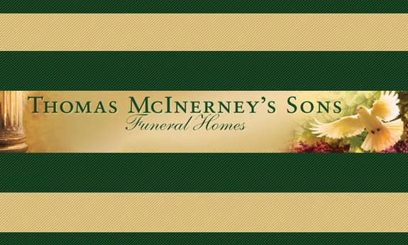 THOMAS MCINERNEY'S SONS FUNERAL HOME
