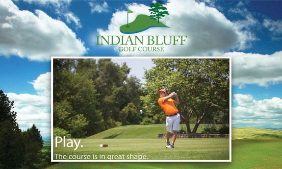 INDIAN BLUFF GOLF COURSE