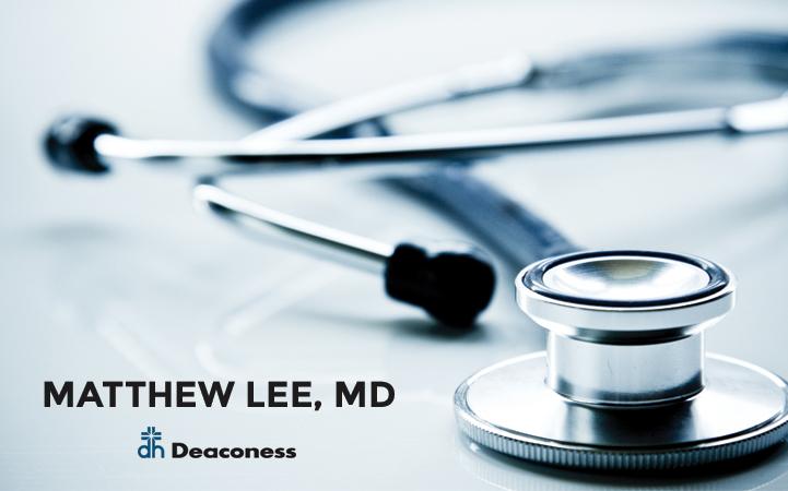 MATTHEW R. LEE, MD