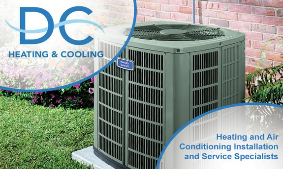 D C HEATING & COOLING
