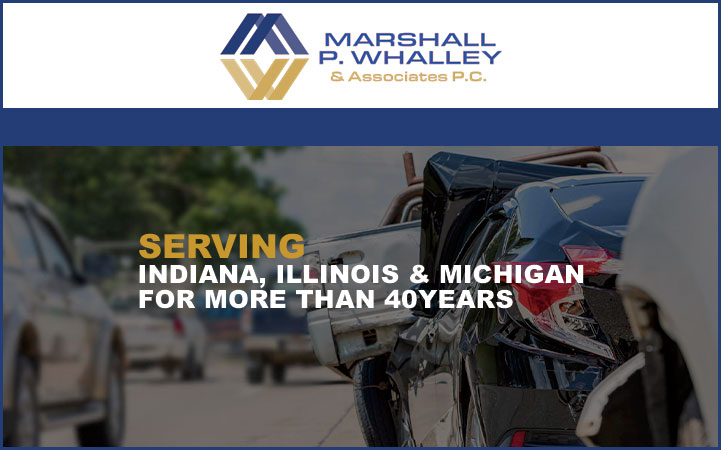 MARSHALL P. WHALLEY & ASSOCIATES