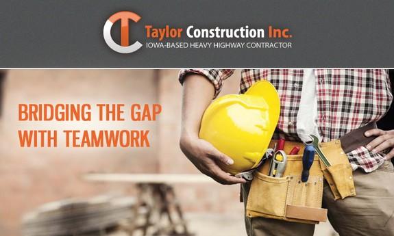 TAYLOR CONSTRUCTION, INC.