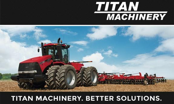 TITAN MACHINERY, INC.