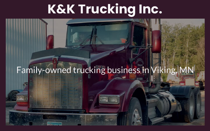K & K TRUCKING