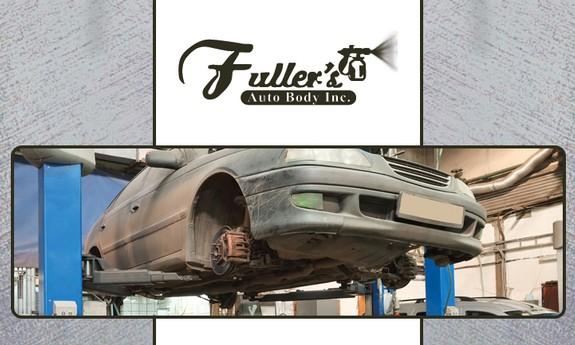 FULLER'S AUTO BODY, INC.