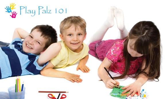 PLAY PALZ 101 CHILD CARE CENTER