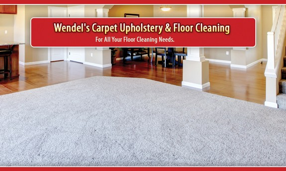 WENDEL'S CARPET UPHOLSTERY AND FLOOR CLEANING