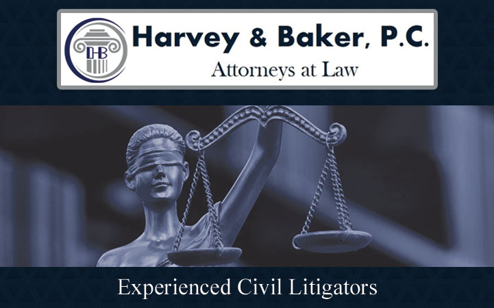 HARVEY BAKER & REINHARDT, PC