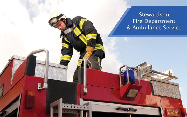 STEWARDSON AMBULANCE SERVICE