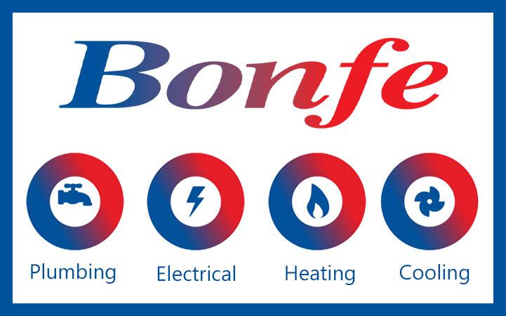 BONFE PLUMBING, HEATING & AIR SERVICE, INC.