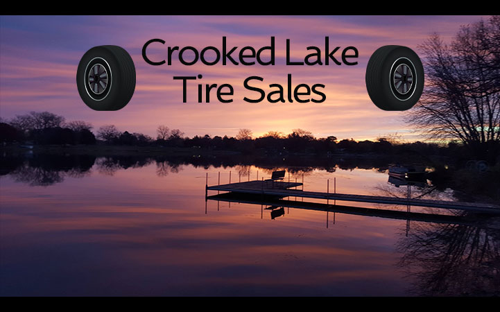 CROOKED LAKE TIRE SALES