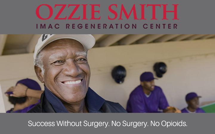 OZZIE SMITH IMAC REGENERATION CENTER