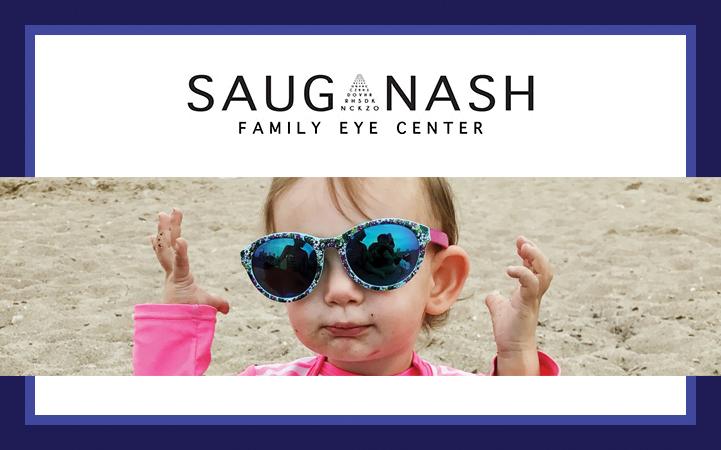 SAUGANASH FAMILY EYE CENTER
