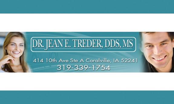 JEAN E TREDER, DDS