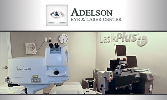ADELSON EYE & LASER CENTER