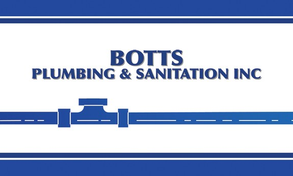 BOTTS PLUMBING & SANITATION