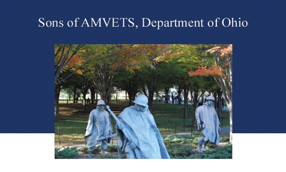 SONS OF AMVETS, DEPARTMENT OF OHIO