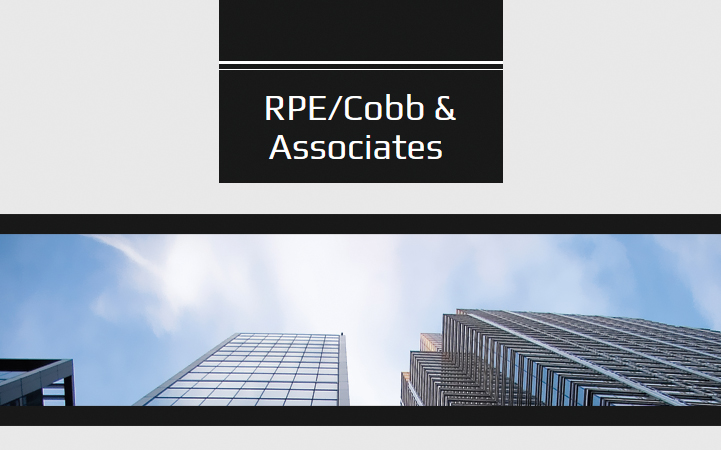RPE/COBB & ASSOCIATES