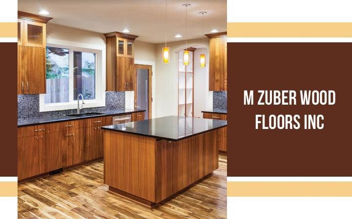 M ZUBER WOOD FLOORS