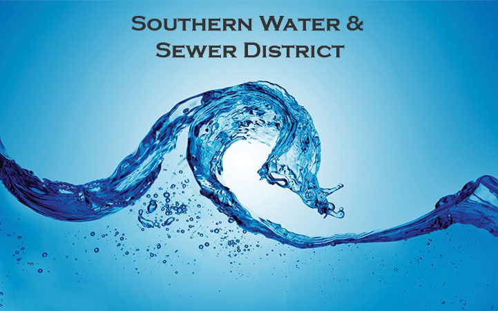 SOUTHERN WATER & SEWER DISTRICT