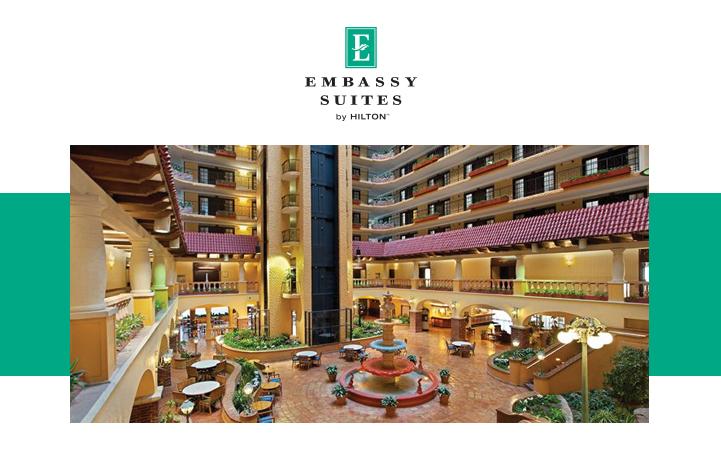EMBASSY SUITES KANSAS CITY - PLAZA