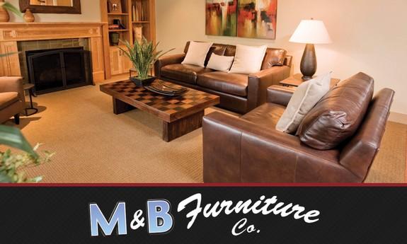 M & B FURNITURE CO.
