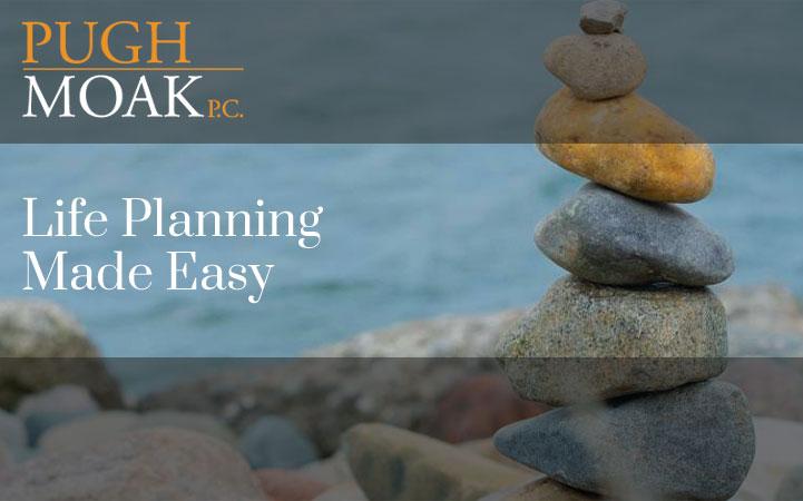 PUGH MOAK P.C.