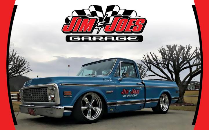 JIM & JOE'S GARAGE, INC