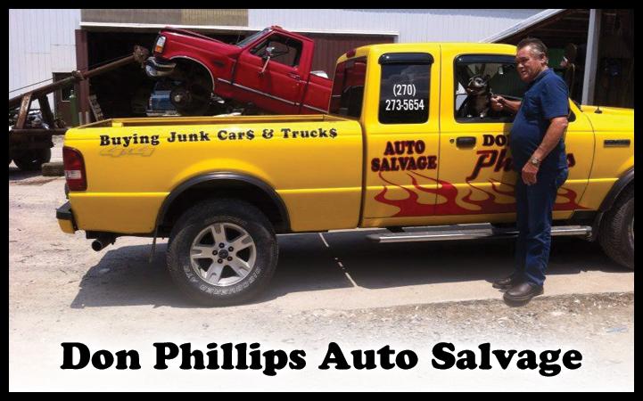 DON PHILLIPS AUTO SALVAGE