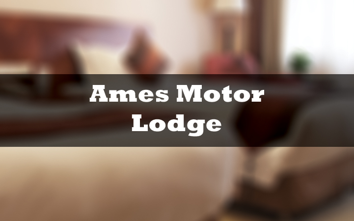 AMES MOTOR LODGE