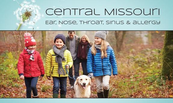 CENTRAL MISSOURI EAR, NOSE, THROAT, SINUS, ALLERGY