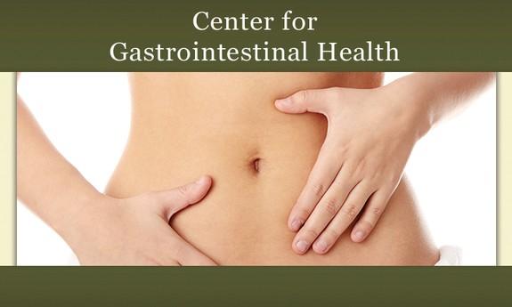 THE CENTER FOR GASTROINTESTINAL HEALTH