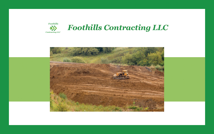 FOOTHILLS CONTRACTING, LLC