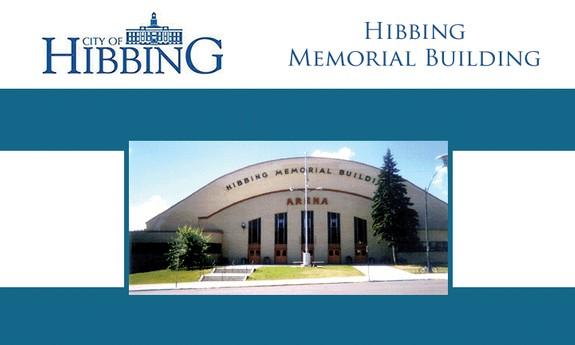 HIBBING MEMORIAL BUILDING ARENA