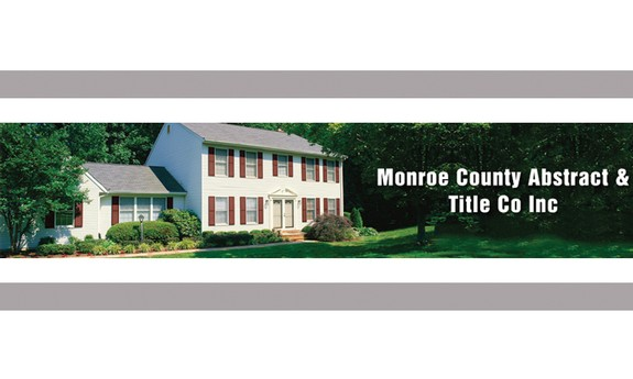 MONROE COUNTY ABSTRACT & TITLE