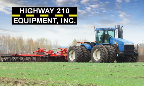 HIGHWAY 210 EQUIPMENT, INC.