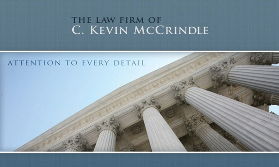 THE LAW FIRM OF C. KEVIN MCCRINDLE